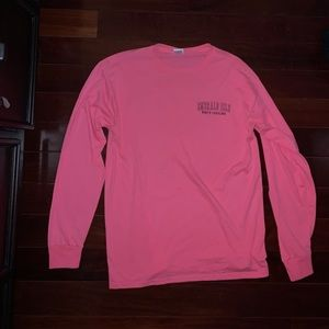 Fruit of The Loom Pink Emerald Isle Shirt